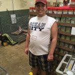 Volunteer Josh