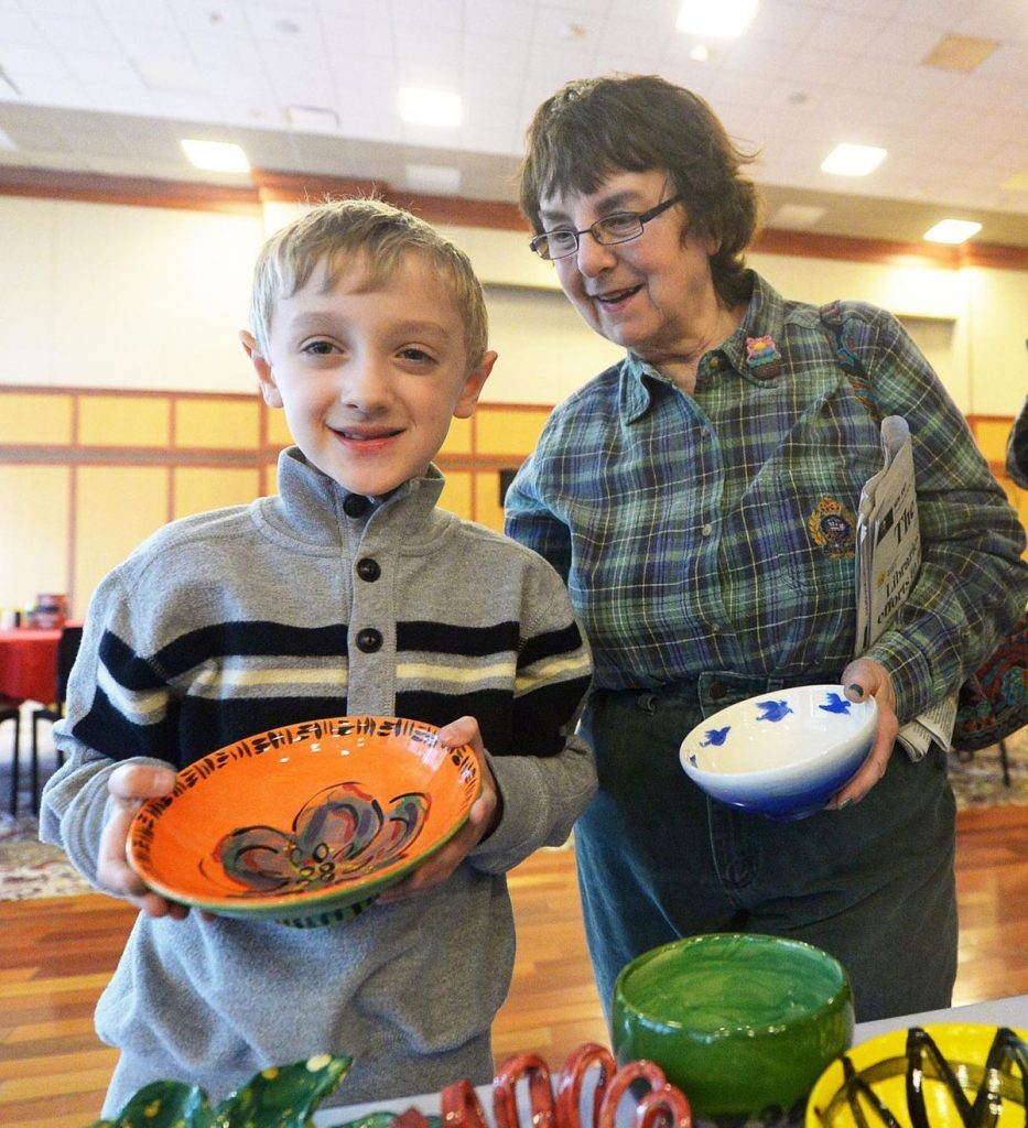 Empty Bowls The Sentinel