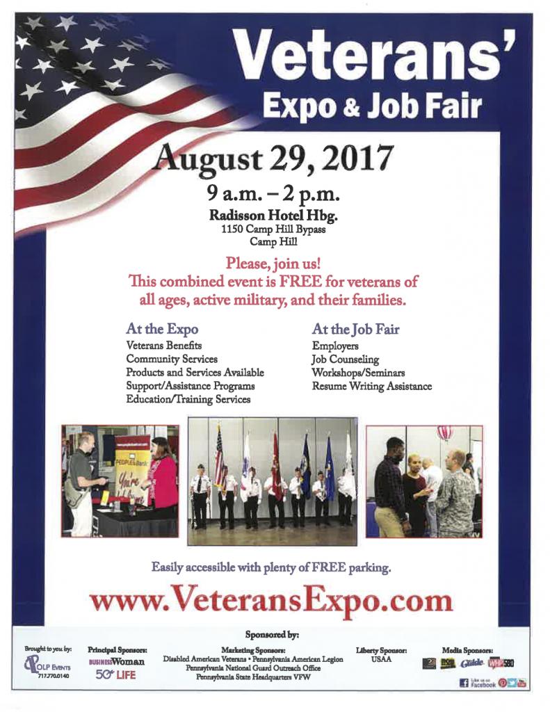 Veterans Aug 2017